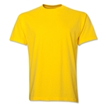 Custom Print T-Shirt (Yellow)