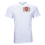 Arsenal 125th Anniversary T-Shirt (White)