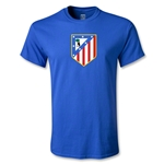 Atletico Madrid Crest T-Shirt (Royal)