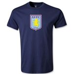 Aston Villa T-Shirt (Navy)