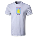 Aston Villa T-Shirt (White)