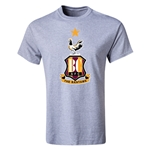 Bradford City Crest T-Shirt (Gray)