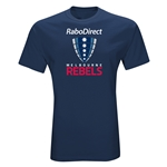 Melbourne Rebels Supporter T-Shirt (Navy)