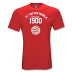 Bayern Munich Established 1900 T-Shirt (Red)