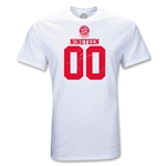 Bayern Munich 1900 T-Shirt (White)