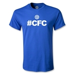 CFC Hashtag T-Shirt (Royal)