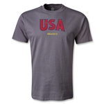 USA CONCACAF Gold Cup 2013 T-Shirt (Dark Gray)