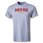 Mexico CONCACAF Gold Cup 2013 T-Shirt (Gray)