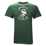 Santos Laguna Property T-Shirt (Dark Green)