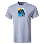 FIFA Beach World Cup 2013 Emblem T-Shirt (Gray)