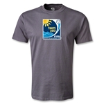FIFA Beach World Cup 2013 Emblem T-Shirt (Dark Gray)