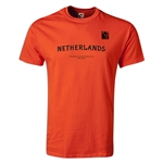 FIFA Beach World Cup 2013 Netherlands T-Shirt (Orange)