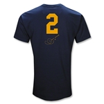 Barcelona Dani Alves Player T-Shirt
