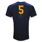 Barcelona Carles Puyol Player T-Shirt