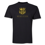 Barcelona Mes Que Un Club T-Shirt (Black)