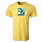 FIFA Confederations Cup 2013 Emblem T-Shirt (Yellow)