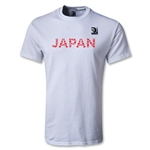 FIFA Confederations Cup 2013 Japan T-Shirt (White)