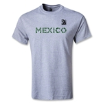 FIFA Confederations Cup 2013 Mexico T-Shirt (Gray)