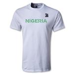FIFA Confederations Cup 2013 Nigeria T-Shirt (White)