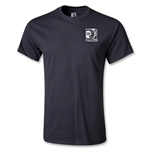 FIFA Confederations Cup 2013 Small Emblem T-Shirt (Black)