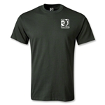 FIFA Confederations Cup 2013 Small Emblem T-Shirt (Dark Green)