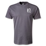 FIFA Confederations Cup 2013 Small Emblem T-Shirt (Dark Gray)