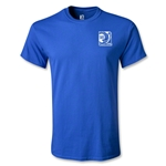 FIFA Confederations Cup 2013 Small Emblem T-Shirt (Royal)