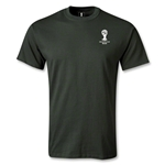 2014 FIFA World Cup Brazil(TM) Men's Emblem T-Shirt (Dark Green)