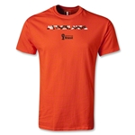 Netherlands 2014 FIFA World Cup Brazil(TM) Palm T-Shirt (Orange)
