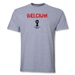 Belgium 2014 FIFA World Cup Brazil(TM) Core T-Shirt (Gray)