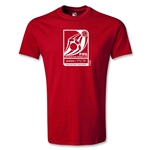 FIFA Interactive World Cup Emblem T-Shirt (Red)