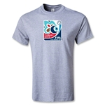 FIFA U-20 World Cup Turkey 2013 Emblem T-Shirt (Gray)