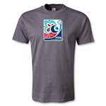FIFA U-20 World Cup Turkey 2013 Emblem T-Shirt (Dark Gray)
