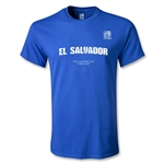 FIFA U-20 World Cup 2013 El Salvador T-Shirt (Royal)