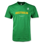 FIFA U-20 World Cup 2013 Australia T-Shirt (Green)