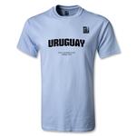 FIFA U-20 World Cup 2013 Uruguay T-Shirt (Sky Blue)