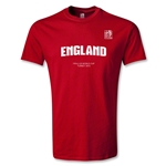 FIFA U-20 World Cup 2013 England T-Shirt (Red)
