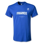 FIFA U-20 World Cup 2013 France T-Shirt (Royal)