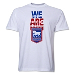 Ipswich Town We Are T-Shirt (White)