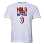 LOSC Lille We Are T-Shirt (White)