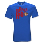 Manchester United Forever Red T-Shirt