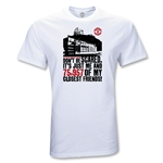 Manchester United Don't be Scared T-Shirt
