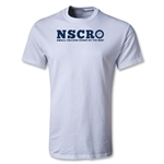 NSCRO 'At Its Best' T-Shirt (White)