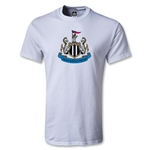 Newcastle United Crest T-Shirt (White)