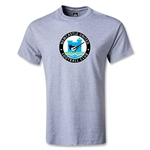 Newcastle United Graphic T-Shirt (Gray)