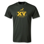 South Africa Springboks 15 SS T-Shirt (Dark Green)