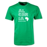 Algeria Country T-Shirt (Green)