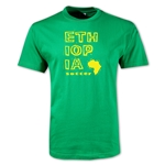 Ethiopia Country T-Shirt (Green)