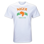 Niger Country T-Shirt (White)