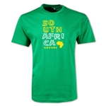 South Africa Country T-Shirt (Green)